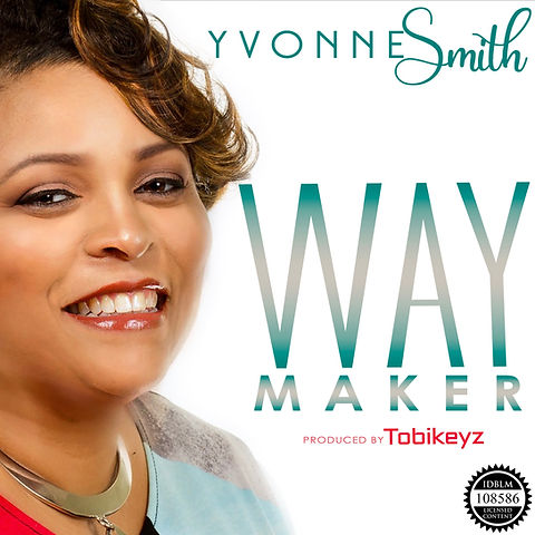 Album Cover for Way Maker By Yvonne Smit