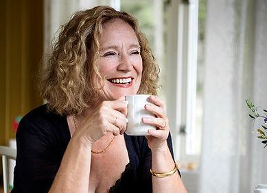 Anne Ostby Author Photo