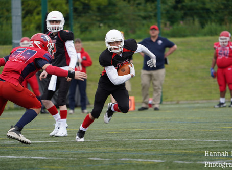 Defensive display sees Seahawks win over the Wembley Stallions