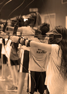 Archery Warfare party