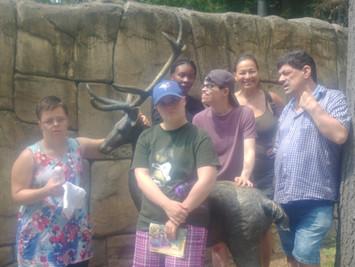 Une visite au Parc Safari!