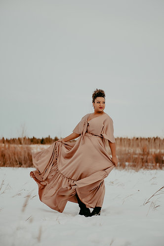 Daydreamer Gown
