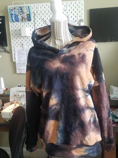 Dolman hoodie