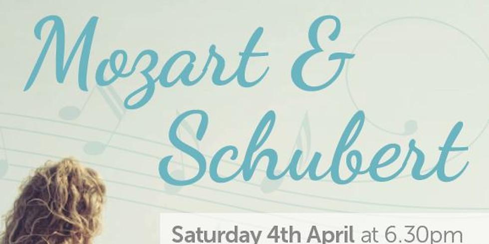 Mozart and Schubert
