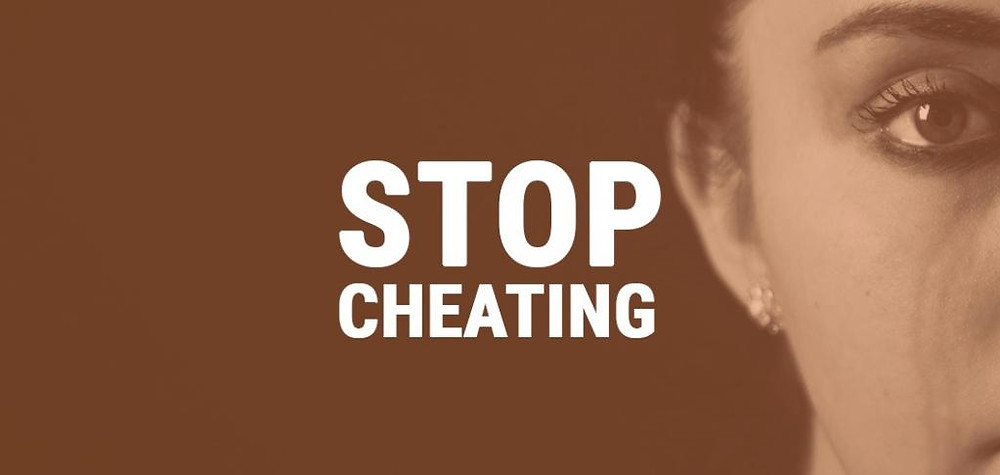 Stop cheating love spell