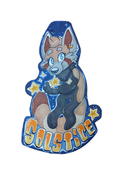 FULLBODY BADGE