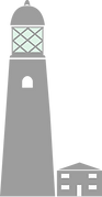 rifici law office lighthouse logo