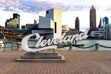 North Coast harbor, Cleveland, Ohio