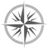 normal compass rose
