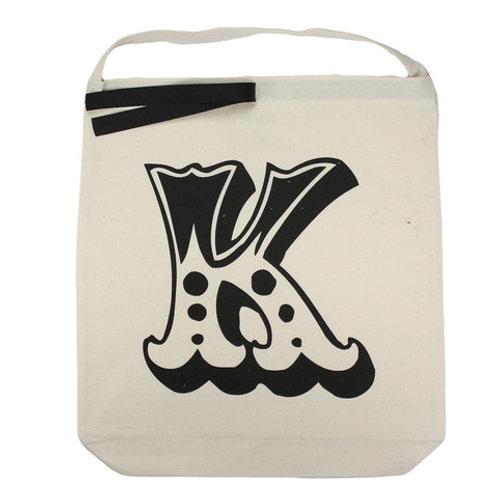 Canvas K Bag
