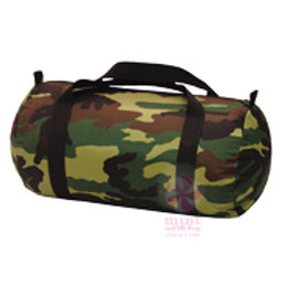 Camo Duffel by Mint