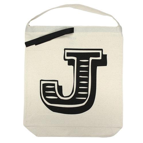 Canvas J Bag