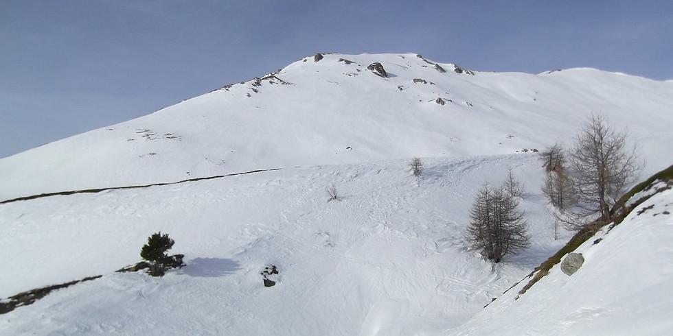 Scialpinismo Punta Leysser (da Vètan) - MSA
