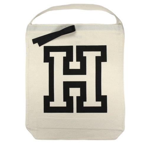 Canvas H Bag