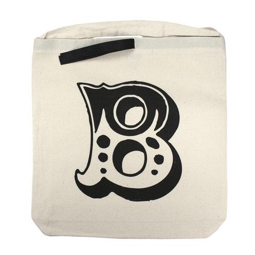 Canvas B Bag