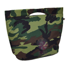 Camo Insulated Tote by Mint