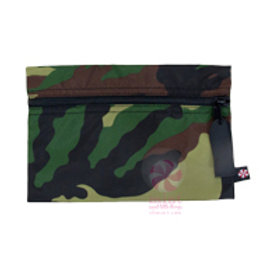 Camo Cosmo Bag by Mint