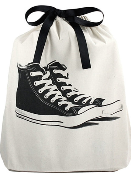Canvas Hi Top Bag