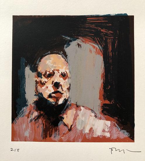 Self portrait by Phil Tyler
