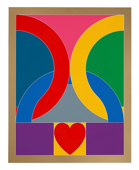 Olympic Symbol by Peter Blake