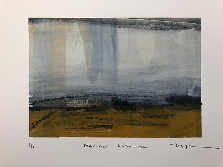 Memory Landscape IV by Phil Tyler