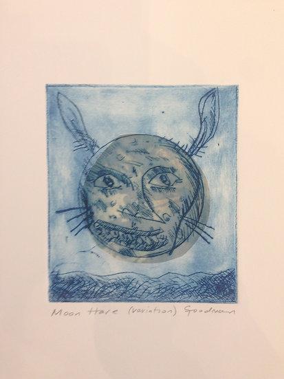 Moon Hare - Variation by Gary Goodman