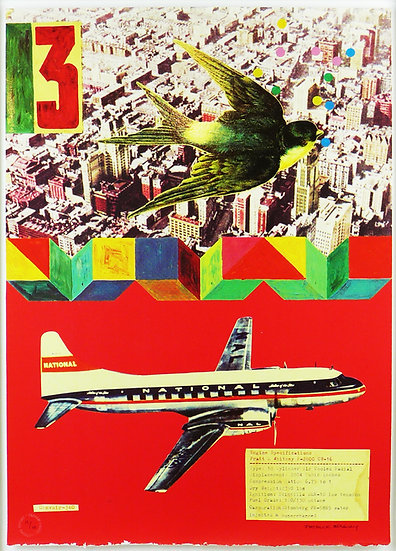 Flight III by Patrick Edgeley