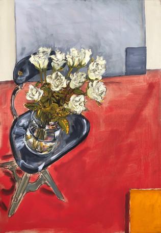 Evertaut 1930's Chair & Flowers III
