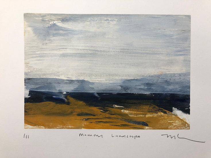 Memory Landscape III by Phil Tyler