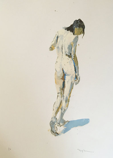 Nude Study II by Phil Tyler