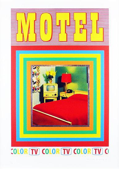Motel by Patrick Edgeley