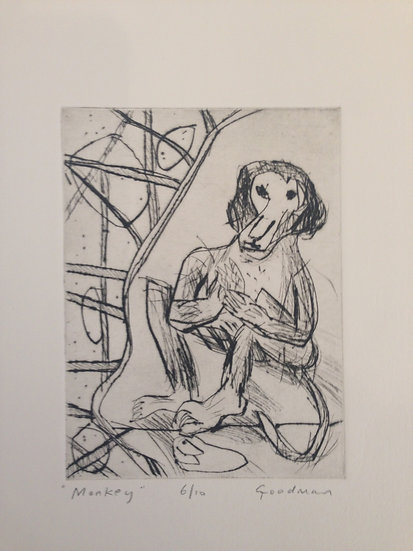 Monkey by Gary Goodman