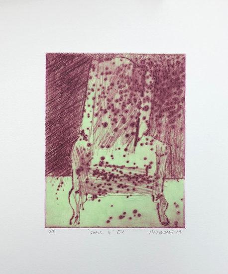 Chair 4 by Nick Bodimeade