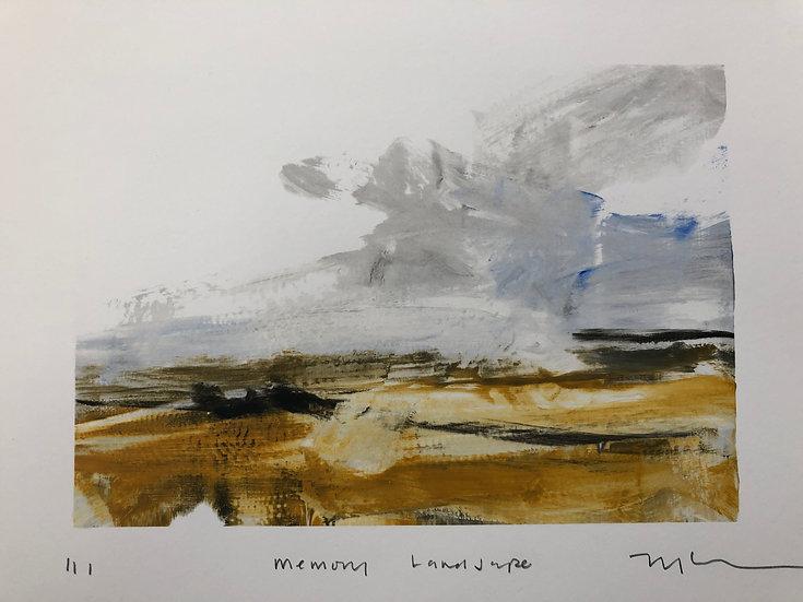 Memory Landscape I by Phil Tyler