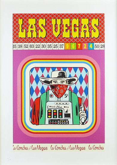 Las Vegas by Patrick Edgeley