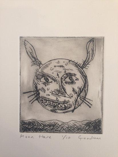 Moon Hare by Gary Goodman