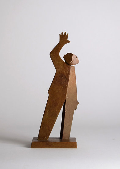Waving Man by Giles Penny