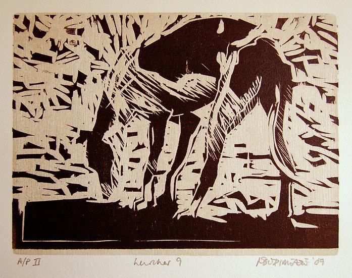 Lurcher 9 by Nick Bodimeade