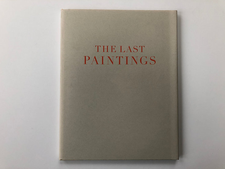 Cy Twombly The Last Paintings