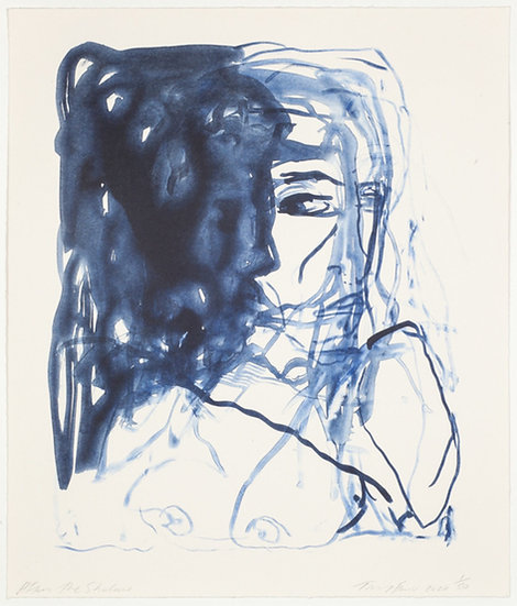After the Shadow by Tracey Emin