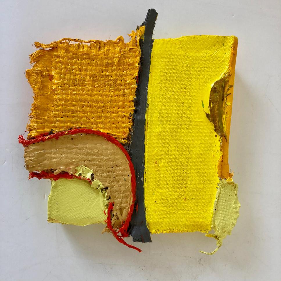 Big Colour Yellow II
