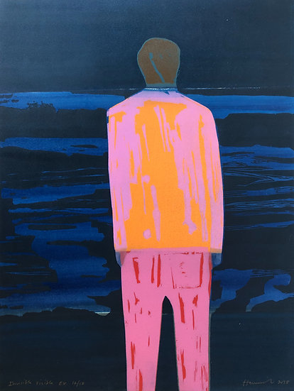 The Invisible Visible by Tom Hammick