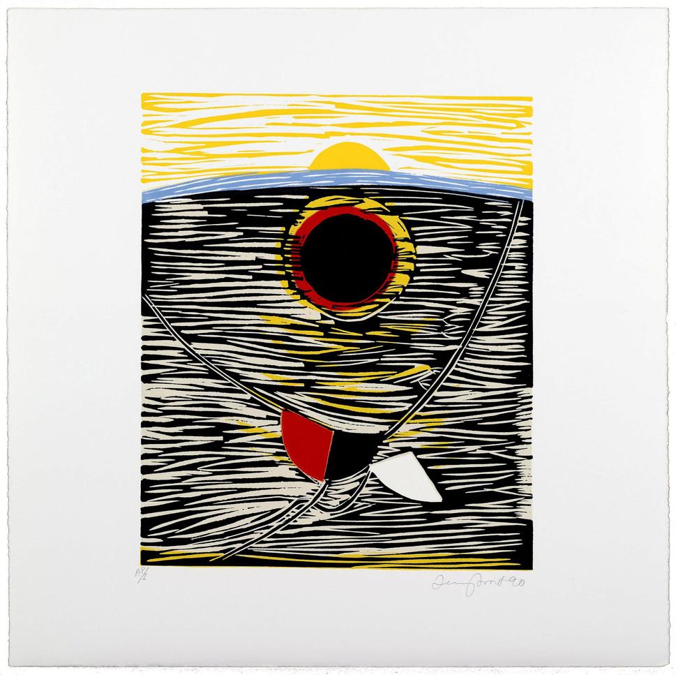Trewellard Sun #2, 1989