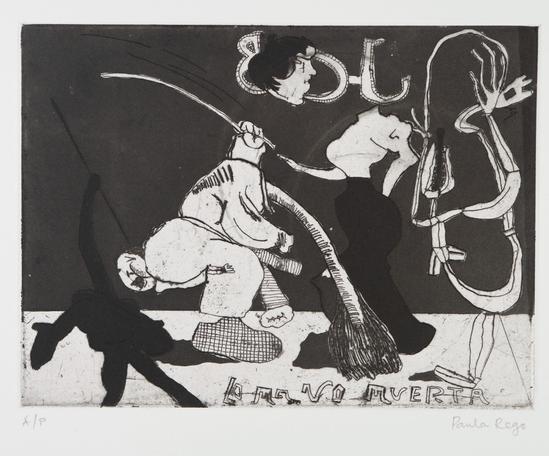 La Manu Muerta, (1962-64/2020)