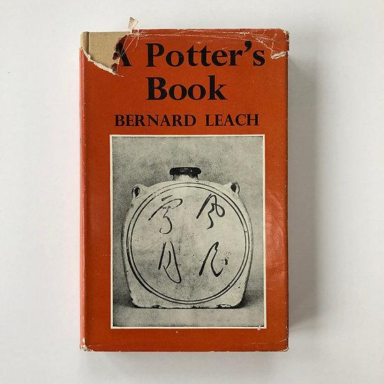 A Potters Book by Bernard Leach