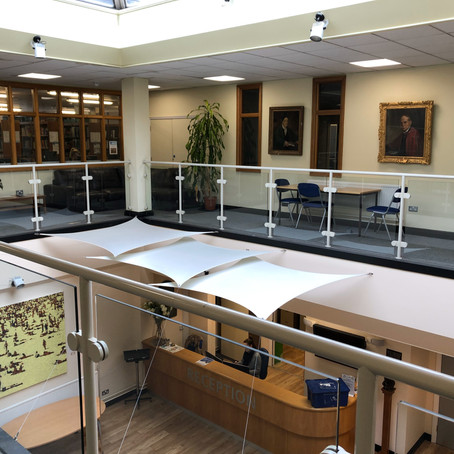 Placing Art in a Medical Education Centre in Sussex