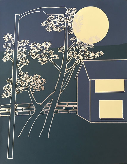 Wall Window World - special edition by Tom Hammick