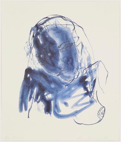 Blue Madonna (2020)