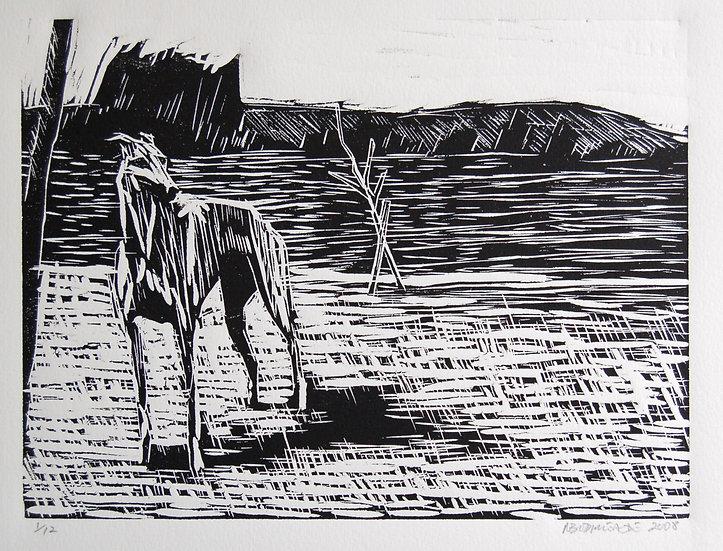 Lurcher 3 by Nick Bodimeade