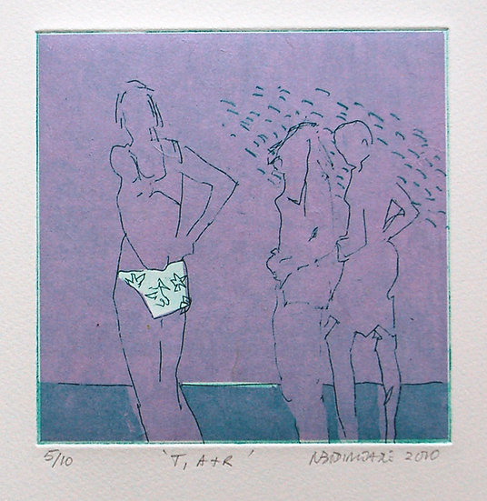T, A & R by Nick Bodimeade